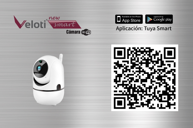 aplicacion para camara new smart wifi