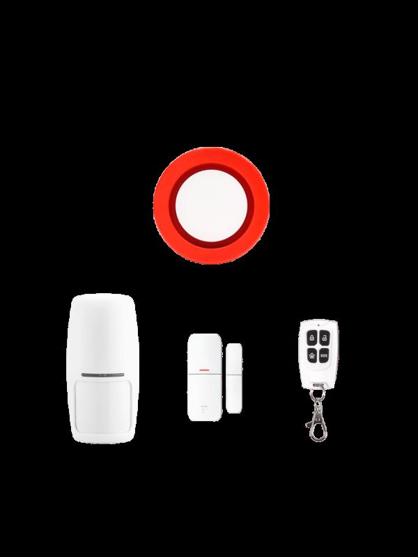 kit alarma wifi, kit alarma wifi chile, alarma veloti, alarma wifi veloti, alarma inteligente chile, smart alarma wifi chile, alarmas veloti, veloti chile